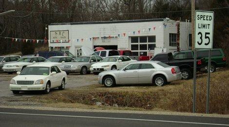 ABC Auto Sales Exterior