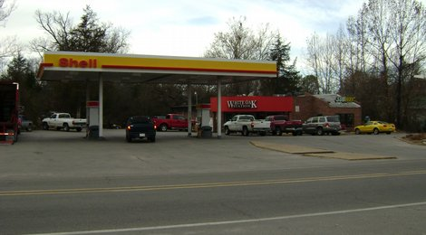 White Oak Shell Station