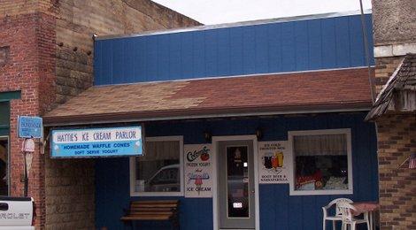 Hattie's Ice Cream Parlor